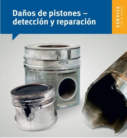 DETECTAR Y REPARAR LOS PISTONES
